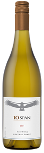 10 Span Vineyards Chardonnay Central Coast 2010 750ml -...